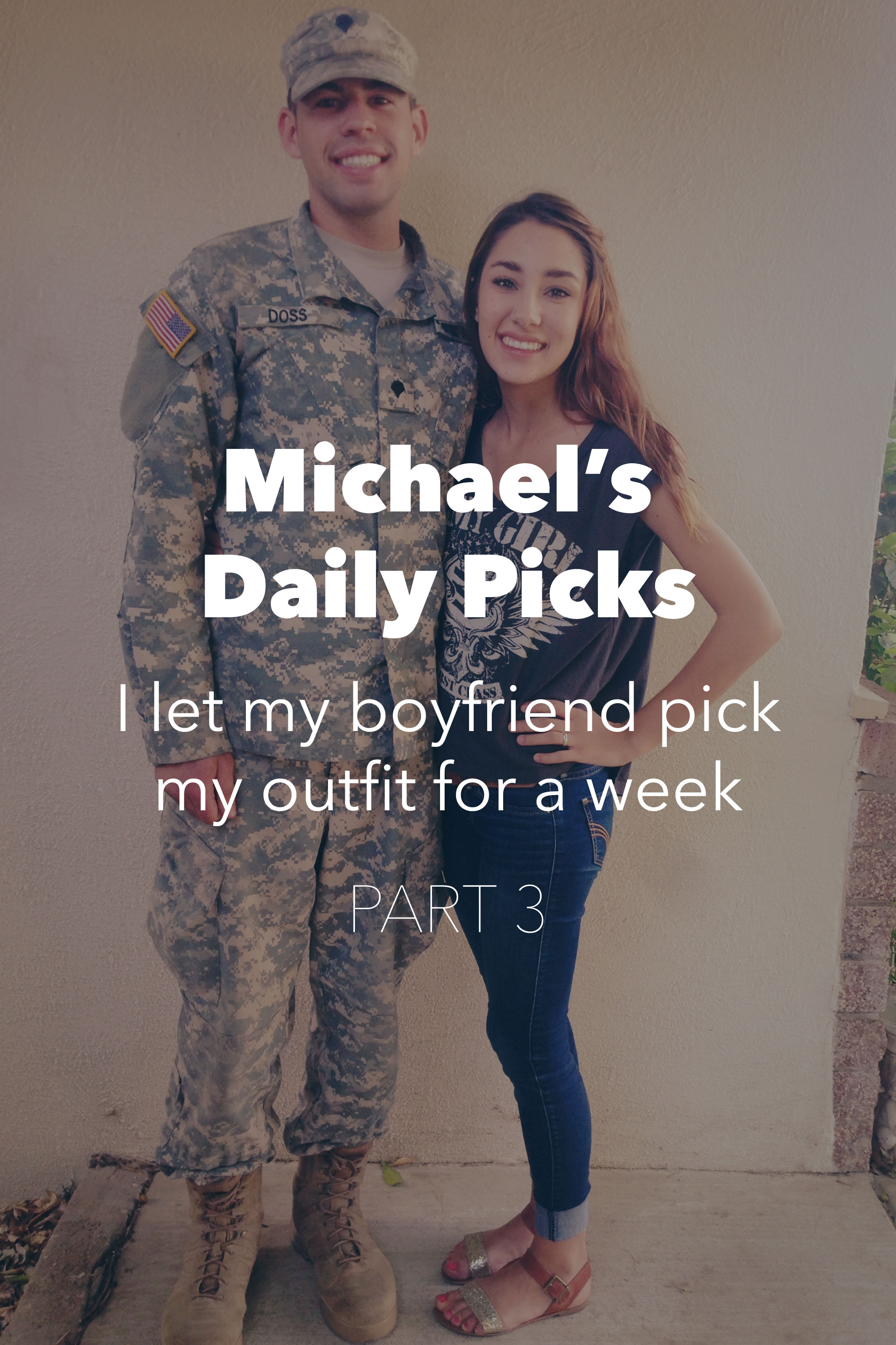 Moo's Musing Part 3 of Michael's Daily Picks