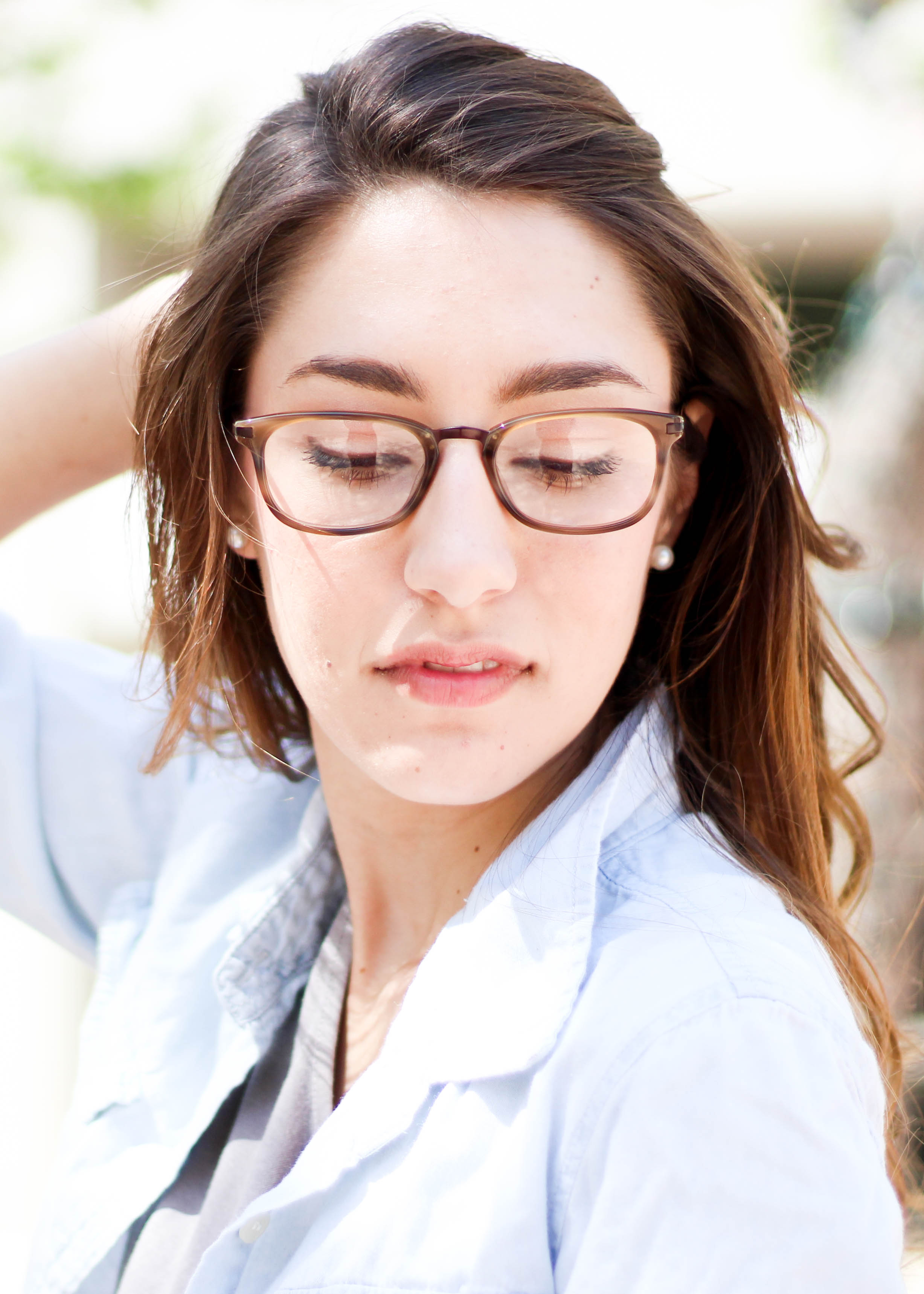 Moo's Musing Warby Parker Spring Collection