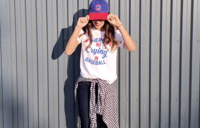 Cubs Game Outfit