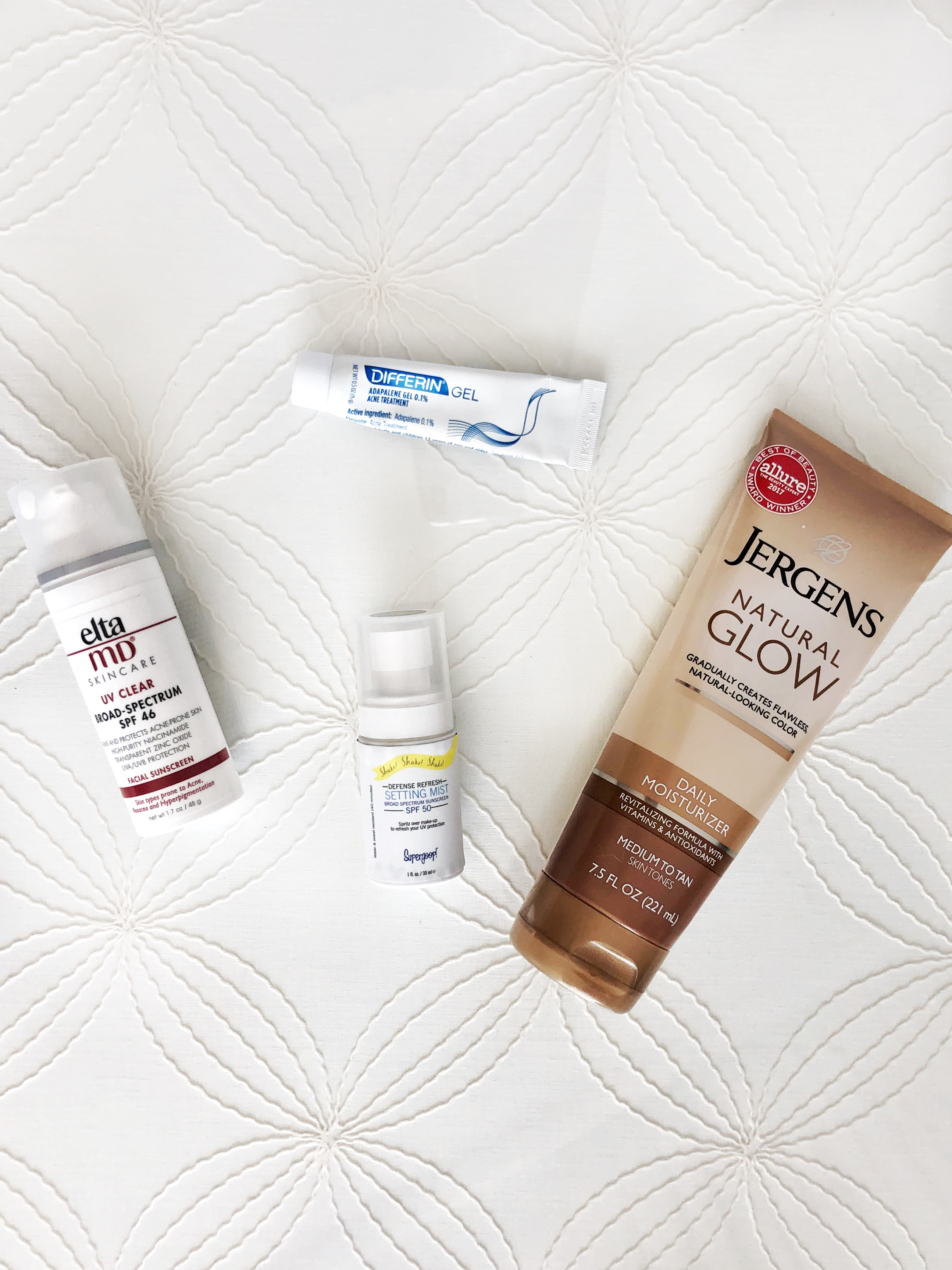 new beauty products elta md super goop differin
